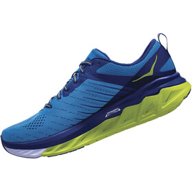 Hoka One One Arahi 3 Shoes Herre dresden blue/sodalite blue
